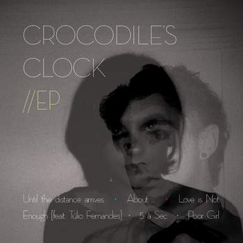 The self-titled EP from Crocodile's Clock. Photo via bandcamp.com