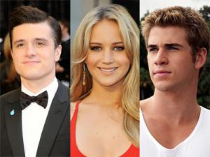 Hot and amazing Hunger Games cast