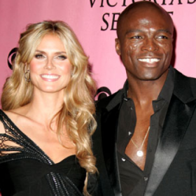 Heidi Klum and Seal, in better times.