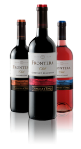 Frontera wine is imported, amazing and reasonably priced. Photo via fronterawines.com