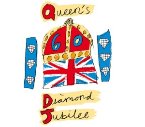 Jubileeeeeeeee! Photo via royal.gov.uk