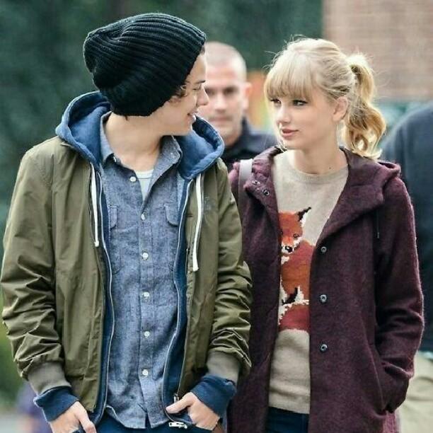 gjorde Taylor Swift dating Harry stiler Hva er Internett dating svindel
