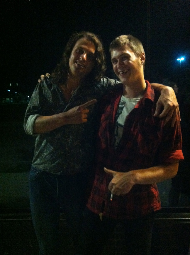 Nick + Wyatt