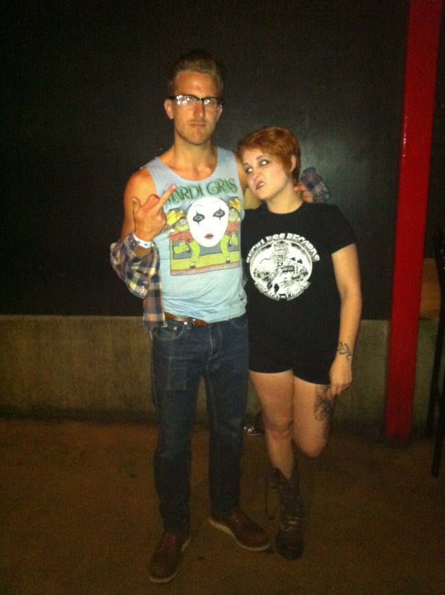 David + Rachel