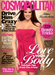 I would take sex advice from Khloe Kardashian over any Cosmo writer ANY DAY. Image via celebitchy.com