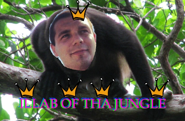 ILLAB OF THA JUNGLE