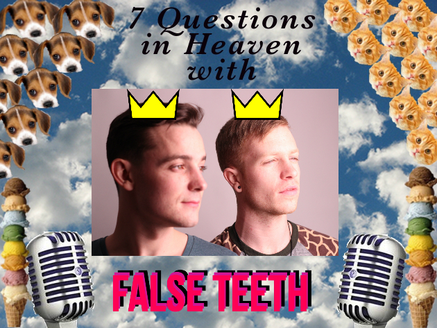 7 Questions False Teeth