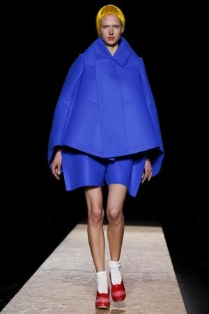 Comme des Garcons, Ready to Wear, Paris, Fall Winter, 2012,