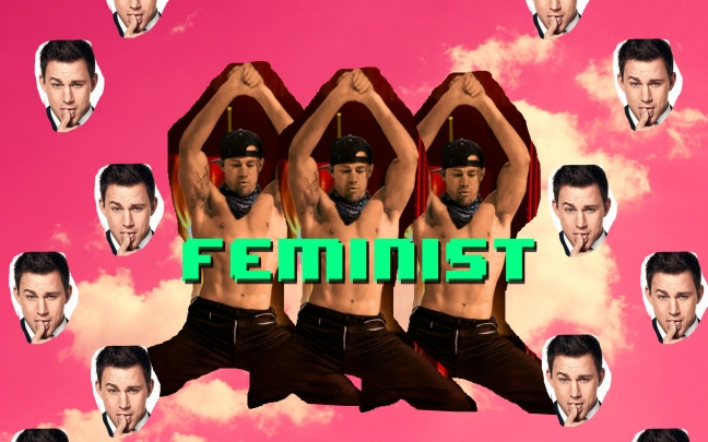 Channing Tatum Feminist
